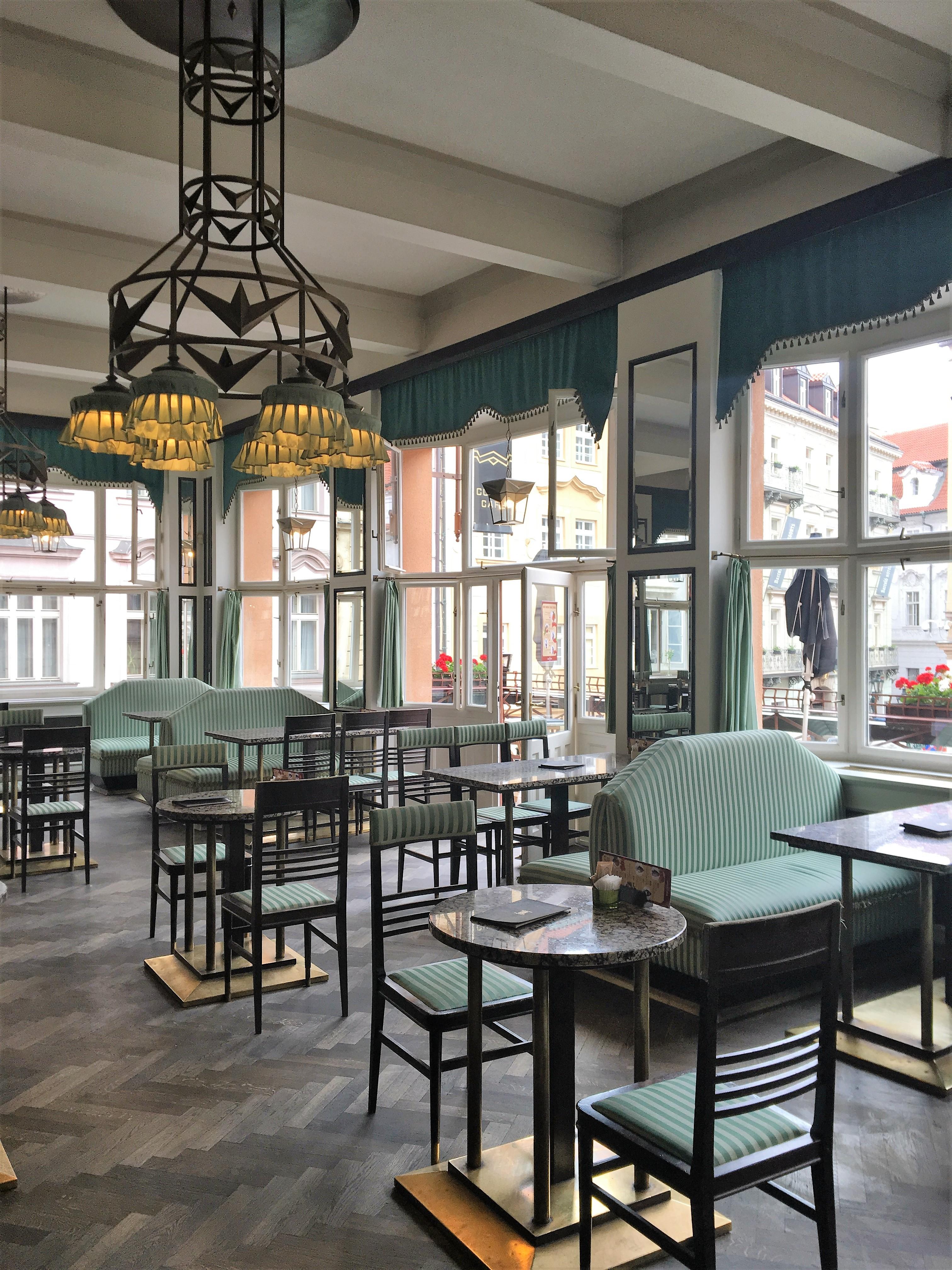 Grand Café Orient, Prag
